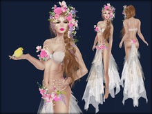 Boudoir -Enchanted Forest Nymph