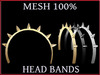 T-3D Creations [ SPIKED HEADBANDS ] MESH - Full Perm