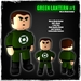 [LR]Green Lantern 1 - Micro Mesh Avatar - Tuli Koko Collection