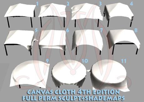 Canvas 4th edition FULL PERM SCULPT+SHADEMAPS