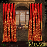 =::Mirage::= Mesh Curtains - 01