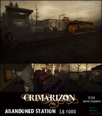 CRIMARIZON *Abandoned Station*