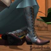 Schadenfreude Amargosa Boots DEMO