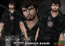MARIO Complete avatar, Special edition! NEW!!