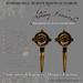 ) AI ( - Ami amet deli pencet Dagger Earrings - $150 on sale for $75!