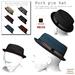 JfL Pork pie hat, mesh, 6 colors boxed
