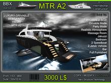 YACHT MTR A2