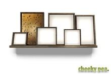 :CP: Ansel Wall Art Frames