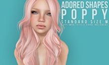#adored - poppy