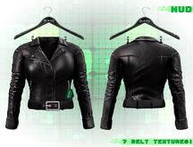 :{F.A.D.}: Zola Leather Jacket // Shirt Kabul