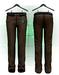 :{F.A.D.}: Classy Men's Pants Light Brown