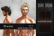 Uw.st   Owen-Hair  Dark brown