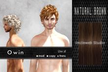 Uw.st   Owin-Hair  Natural brown