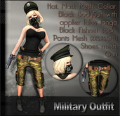 NS::  Military outfit