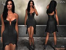 DE Designs - Calixta - Black