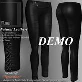 DE Designs - Rune - Natural Leathers - DEMO