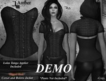 DE Designs - Amber - DEMO