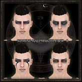 Nomine Male Tattoo Pack 8
