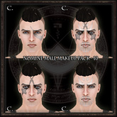 Nomine Male Tattoo Pack 10