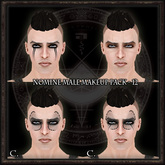 Nomine Male Tattoo Pack 12