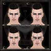 Nomine Male Tattoo Pack 1
