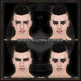 Nomine Male Tattoo Pack 4
