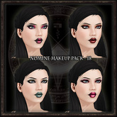Nomine Tattoo Makeup Pack 18
