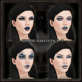 Nomine Tattoo Makeup Pack 7