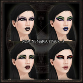 Nomine Tattoo Makeup Pack 3