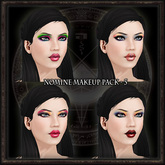Nomine Tattoo Makeup Pack 5