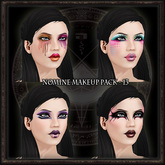 Nomine Tattoo Makeup Pack 13