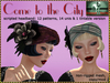 Bliensen + MaiTai - Hair - Come to the City - Blonds