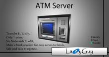 LazyGuy - ATM Server