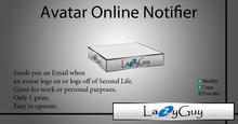 LazyGuy - Avatar online notifier 2.5