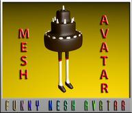 CAKE-MESH-AVATAR