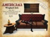 [noctis] Americana sofa and table BOXED