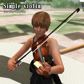 [10122] SIMPLE VIOLIN [DEMO]