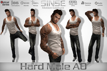 [SINSE] Hard Male AO Motion Capture Optical Series