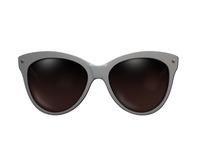 Tabloid . BAIA sunglasses . White