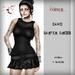 Corvus : Camo Garter Dress