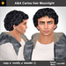 A&A Carlos Hair Moonlight (Special Color). Short spanish curly men's hairstyle