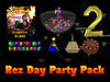 Rez Day Party Pack - Huge collection of Party Things