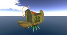 The Flying Fishery - Sky Box