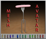 FORK-SAUSAGE-MESH