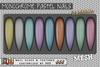 [ S H O C K ] Monochrome Pastel Nails - Almond Series