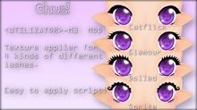 Chus! M3 Lashes - Mod Pack