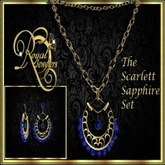 The Scarlett Collection - Sapphire