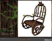 . a i s l i n g . Zevou Rocking Chair