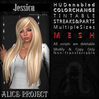 Alice Project - Jessica - Infinity