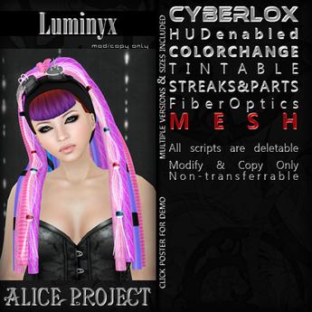 Alice Project - Luminyx - Infinity